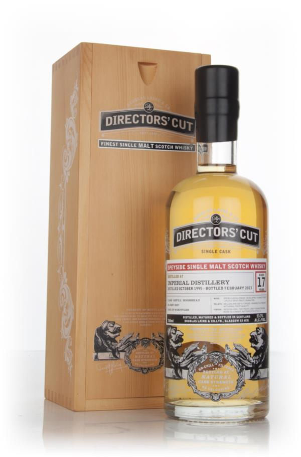 Imperial 17 Year Old 1995 (cask 9527) - Directors Cut (Douglas Laing) Single Malt Whisky