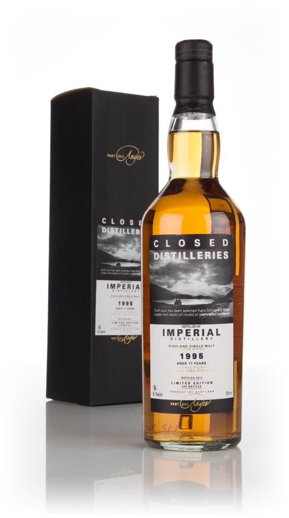 Imperial 17 Year Old 1995 - Closed Distilleries (Part Des Anges) 3cl S Single Malt Whisky 3cl Sample