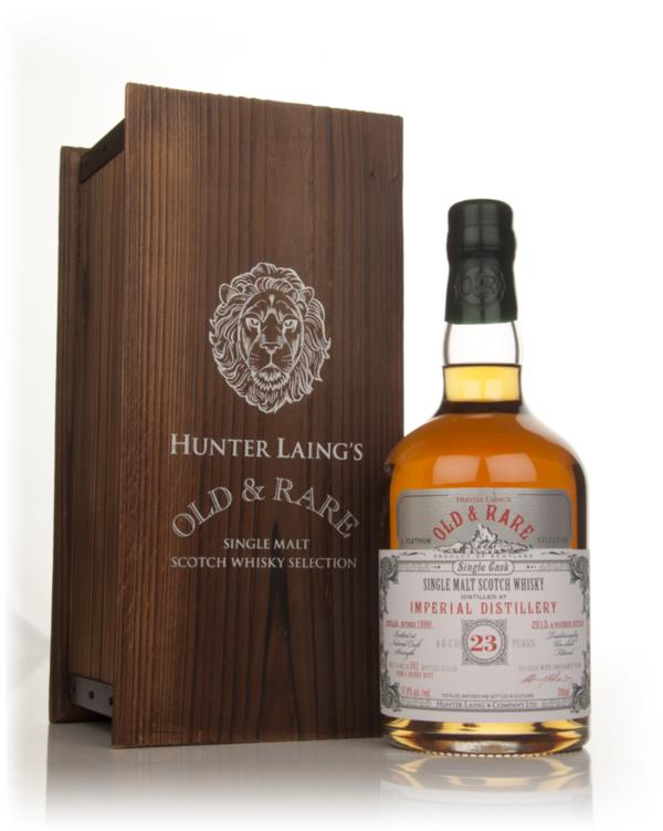 Imperial 23 Year Old 1990 - Old and Rare Platinum (Hunter Laing) Single Malt Whisky