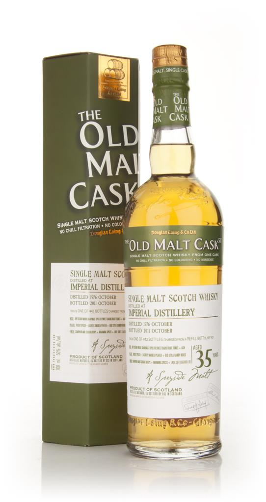 Imperial 35 Year Old 1976 - Old Malt Cask (Douglas Laing) Single Malt Whisky