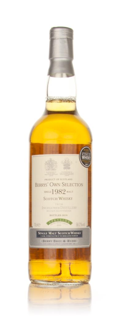 Inchgower 1982 (Berry Brothers and Rudd) Single Malt Whisky