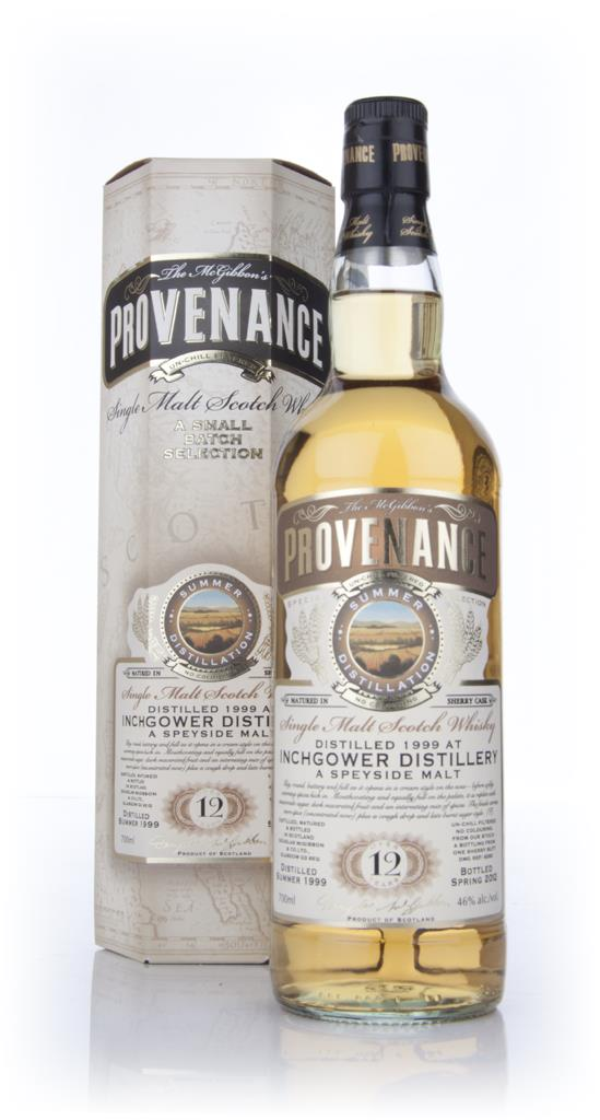 Inchgower 12 Year Old 1999 (cask 8476) - Provenance (Douglas Laing) Single Malt Whisky