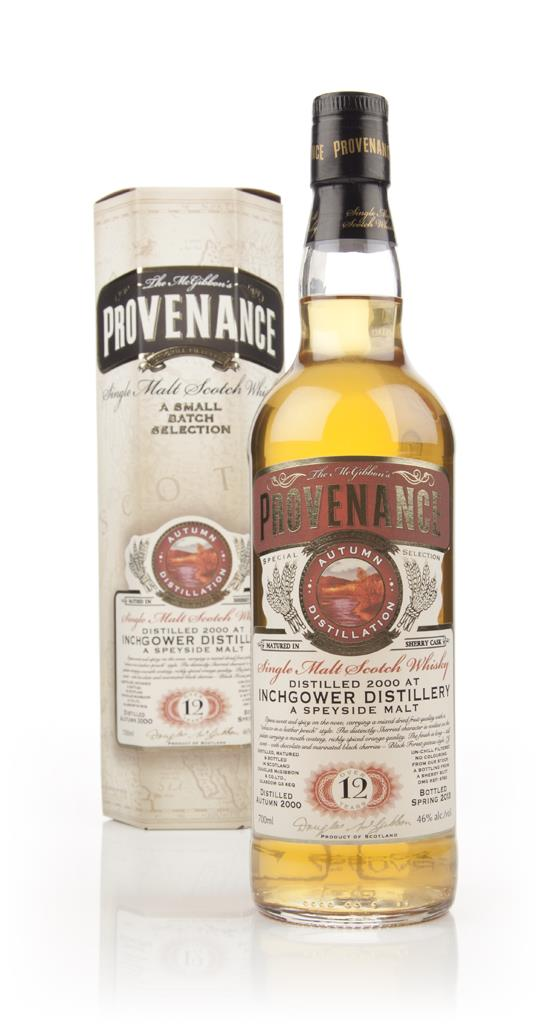 Inchgower 12 Year Old 2000 (cask 9763) - Provenance (Douglas Laing) Single Malt Whisky