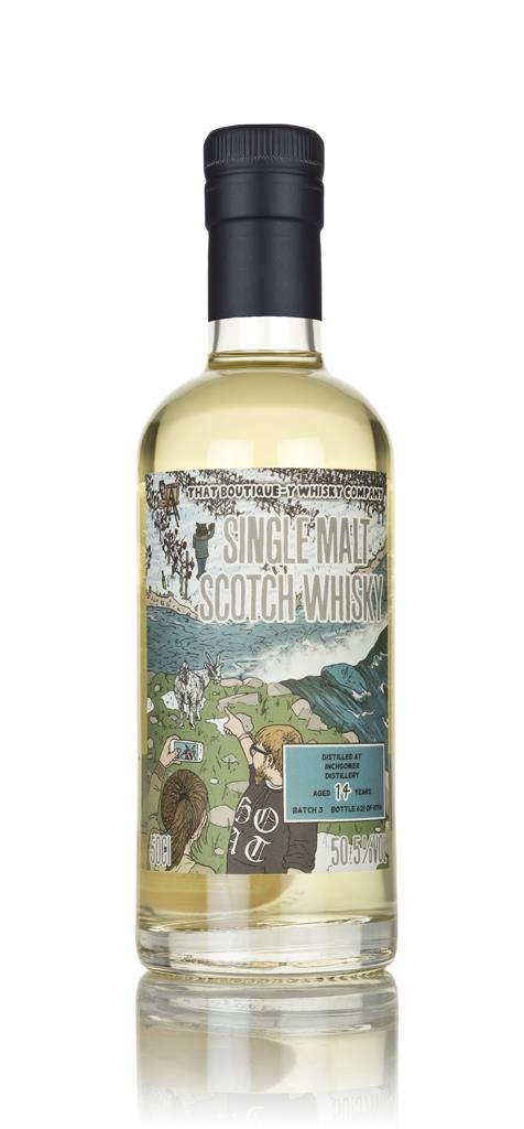 Inchgower 14 Year Old (That Boutique-y Whisky Company) Single Malt Whisky