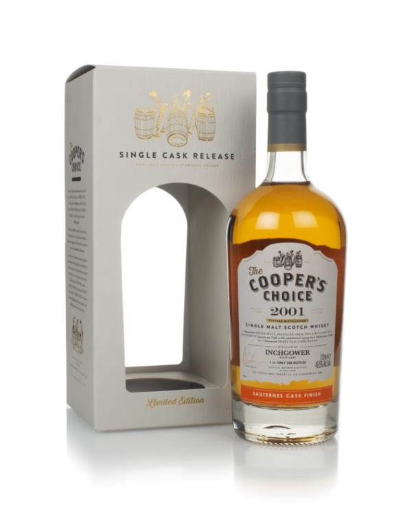 Inchgower 19 Year Old 2001 (cask 9334) - The Cooper's Choice (The Vint Single Malt Whisky