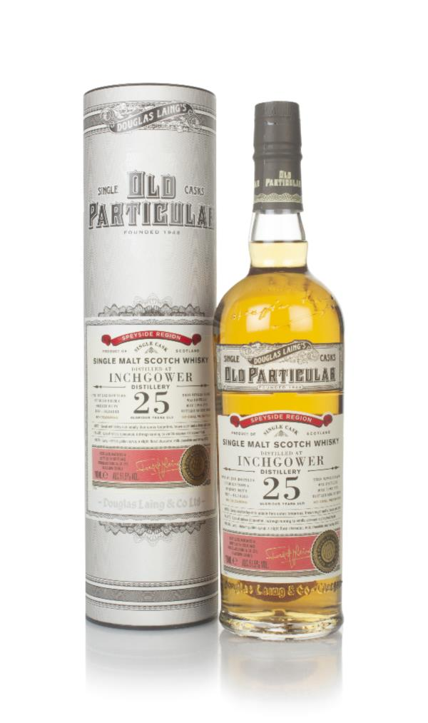 Inchgower 25 Year Old 1995 (cask 14183) - Old Particular (Douglas Lain Single Malt Whisky