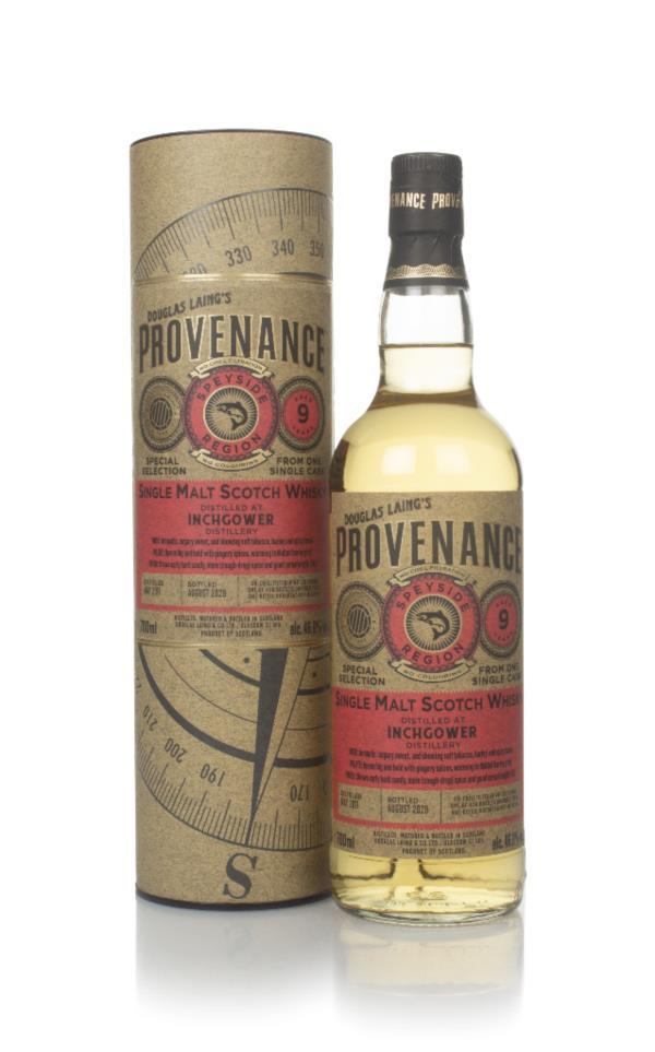Inchgower 9 Year Old 2011 (cask 14295) - Provenance (Douglas Laing) Single Malt Whisky