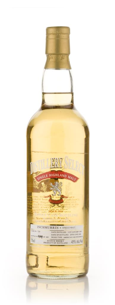 Inchmurrin 2003 Select Cask 729 Single Malt Whisky
