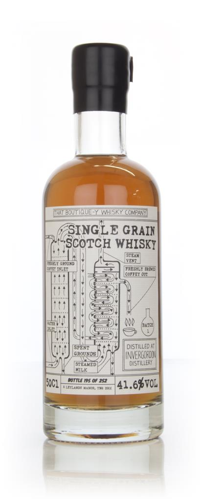 Invergordon - Batch 1 (That Boutique-y Whisky Company) Single Malt Whisky