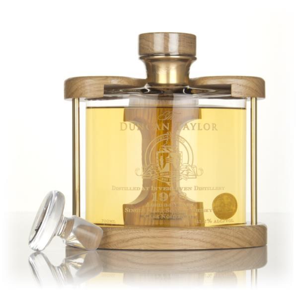 Inverleven 34 Year Old 1978 (cask 5781) - Tantalus (Duncan Taylor) 3cl Single Malt Whisky 3cl Sample