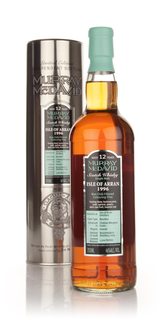 Isle of Arran 12 Year Old 1996 (Murray McDavid) Single Malt Whisky