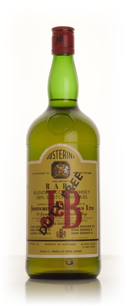 J&B Rare 1.14l - 1960s Blended Whisky