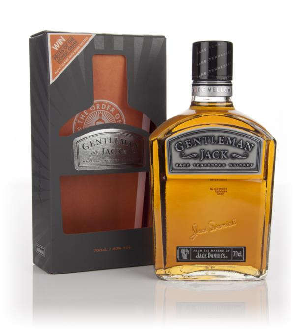 Gentleman Jack Gift Pack Bourbon Whiskey