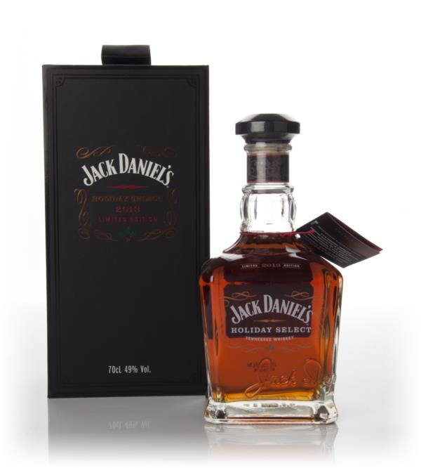 Jack Daniel's Holiday Select 2013 Tennessee Whiskey