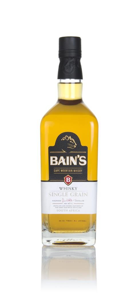 Bains Cape Mountain Grain Whisky