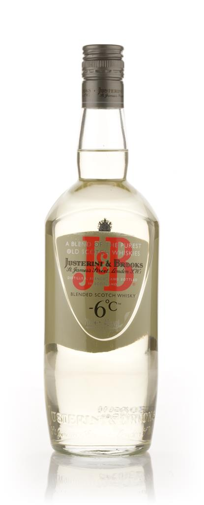 J&B Minus Six Blended Whisky
