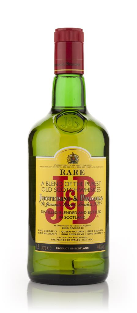J&B Rare 1.5l Blended Whisky