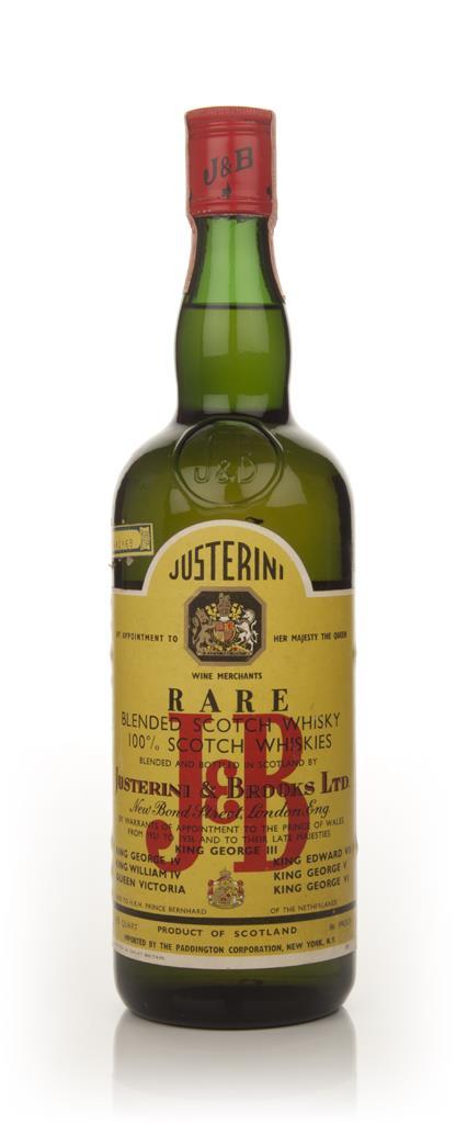 J&B Rare - 1966 Blended Whisky