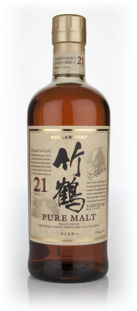 Nikka Taketsuru 21 Year Old Blended Malt Whisky