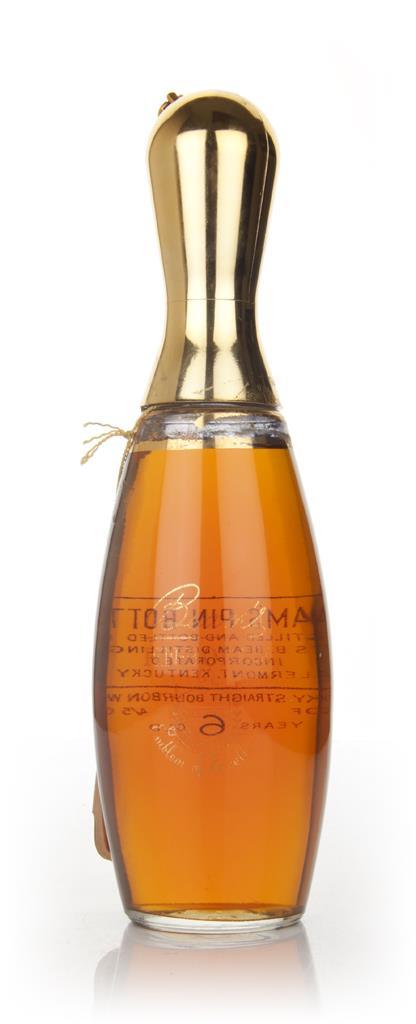 Jim Beam Bowling Pin Whisky Whiskey