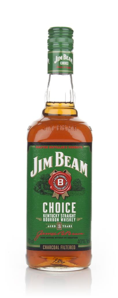 Jim Beam Green Label Bourbon Whiskey