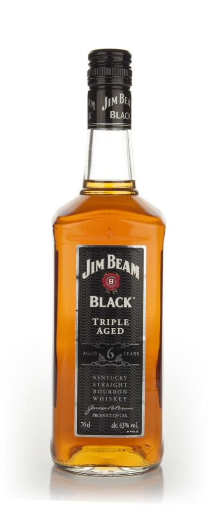 Jim Beam Black Label 6 Year Old - Triple Aged Bourbon Whiskey