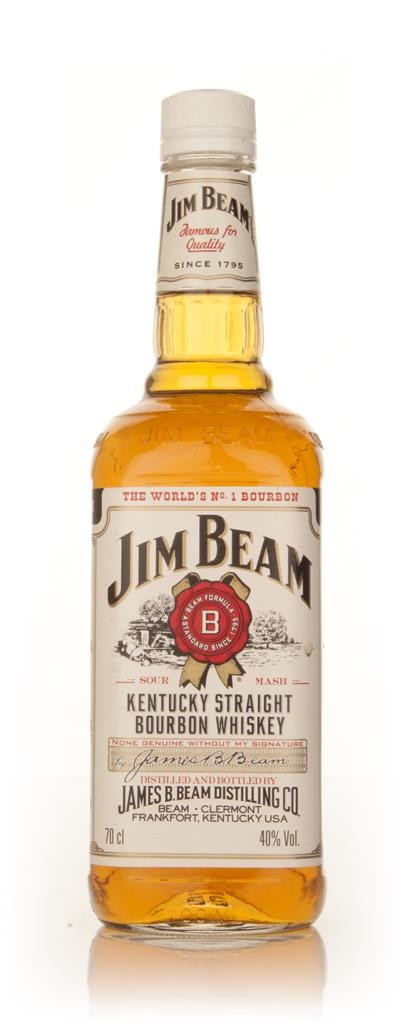 Jim Beam White Label - 2000s Bourbon Whiskey