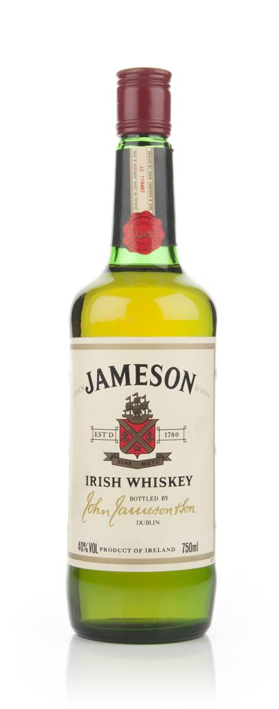 Jameson Irish Whiskey - 1970s Blended Whiskey