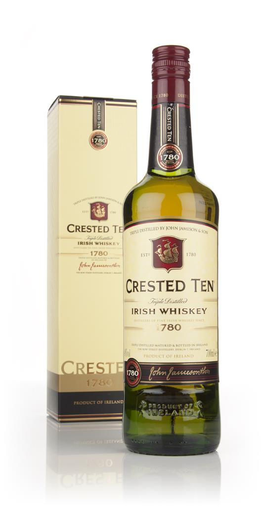 Jameson Crested Ten Blended Whiskey