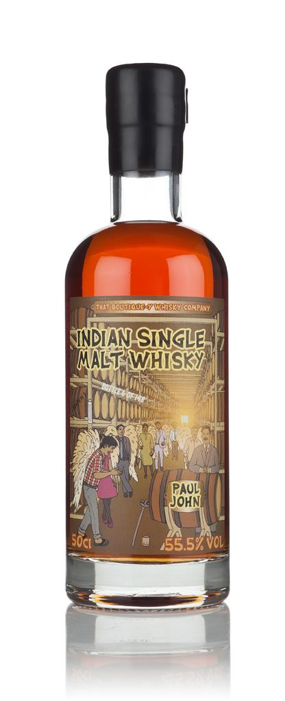 Paul John - Batch 1 (That Boutique-y Whisky Company) 3cl Sample Single Malt Whisky