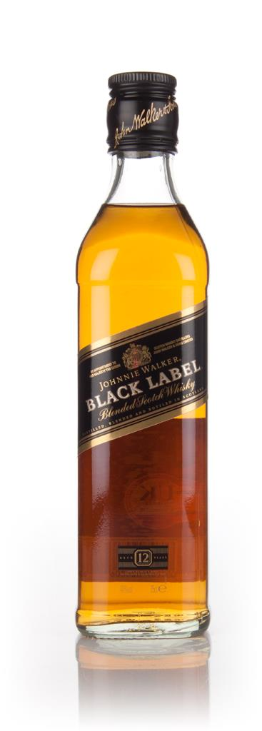 Johnnie Walker Black Label 12 Year Old 35cl Blended Whisky