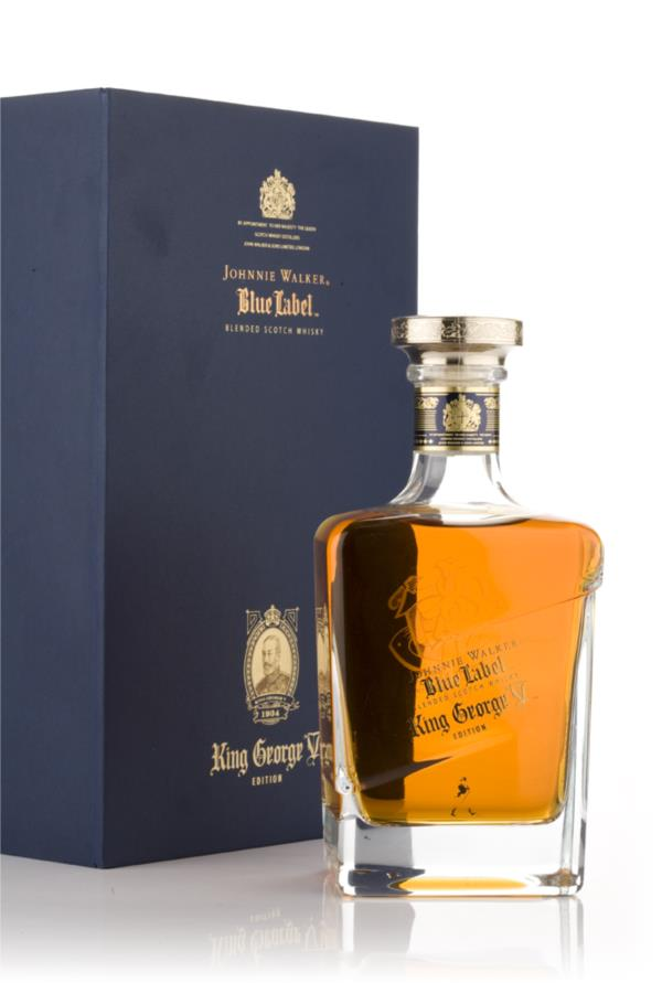 Johnnie Walker Blue Label King George V Blended Whisky
