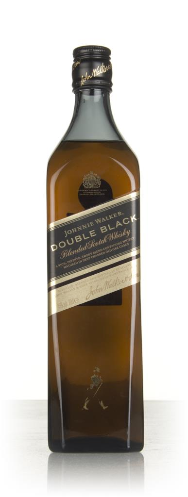 Johnnie Walker Double Black Blended Whisky