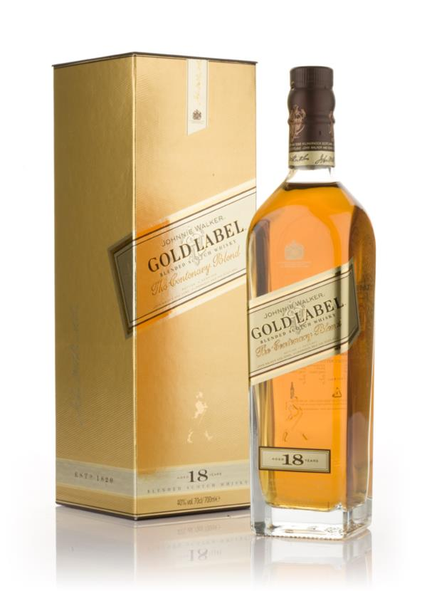Johnnie Walker Gold Label 18 Year Old Blended Whisky