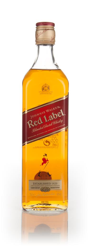 Johnnie Walker Red Label Blended Whisky