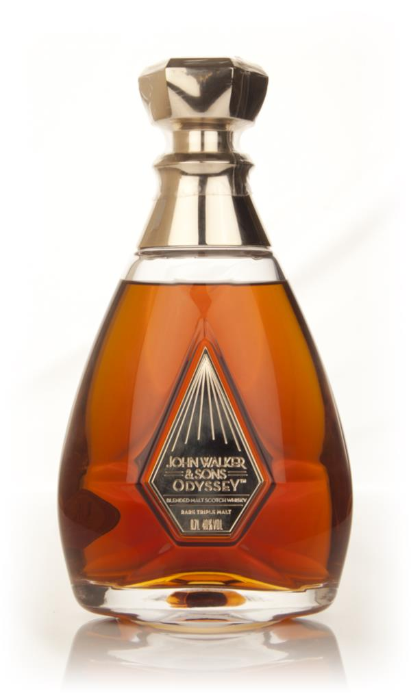 John Walker & Sons Odyssey (Johnnie Walker) (Without Presentation Box) Blended Malt Whisky