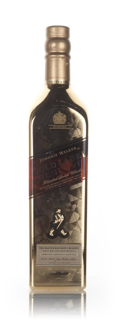 Johnnie Walker Gold Label Reserve Limited Edition Bottle Blended Whisky