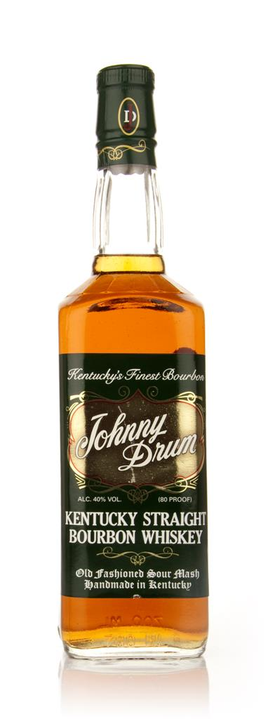Johnny Drum Green Label 4 Year Old Bourbon Whiskey