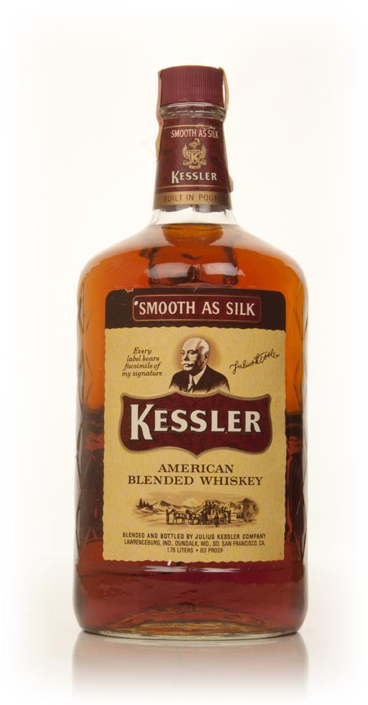 Kessler Whiskey - 1970s Blended Whiskey