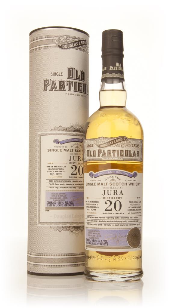 Isle of Jura 20 Year Old 1992 (cask 9990) - Old Particular (Douglas La Single Malt Whisky