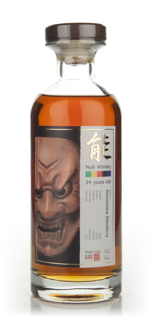 Karuizawa 29 Year Old 1982 Cask 8529 - Noh Single Malt Whisky