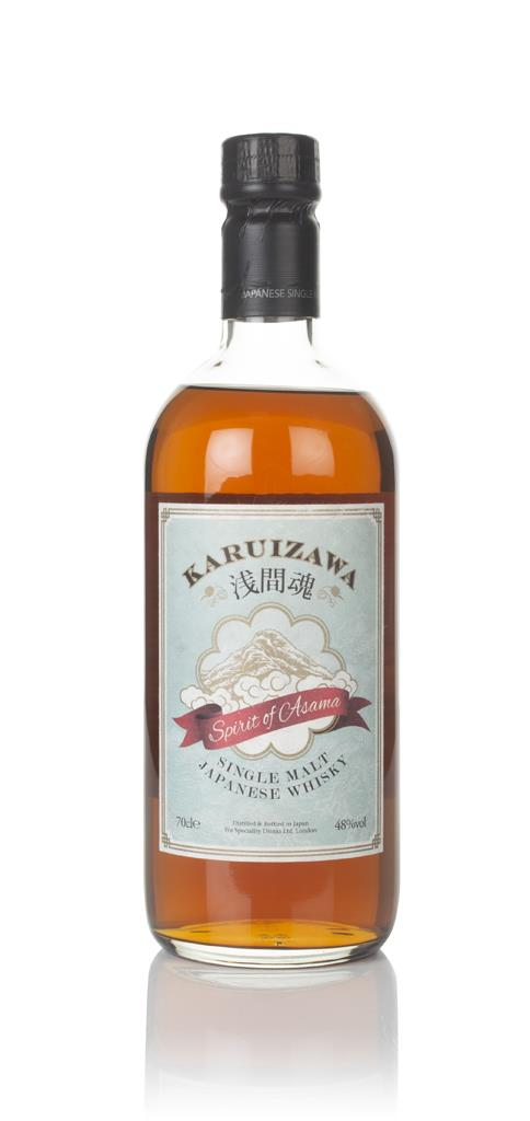 Karuizawa Spirit of Asama 48% Single Malt Whisky