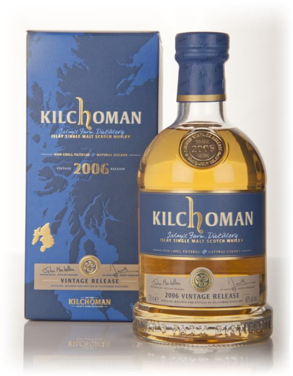 Kilchoman 5 Year Old 2006 Single Malt Whisky