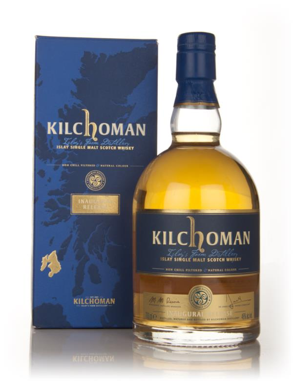 Kilchoman Inaugural Release Single Malt Whisky