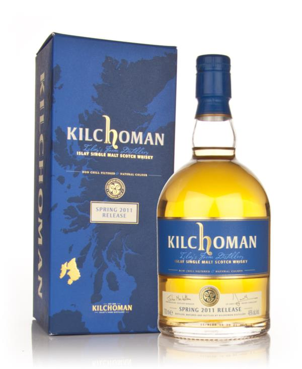 Kilchoman Spring 2011 Release Single Malt Whisky