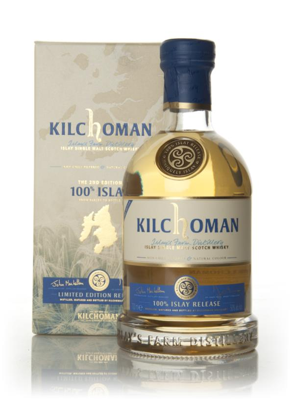 Kilchoman 100% Islay - 2nd Edition Single Malt Whisky