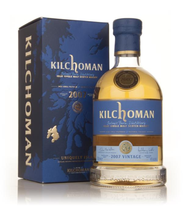 Kilchoman 6 Year Old 2007 Single Malt Whisky