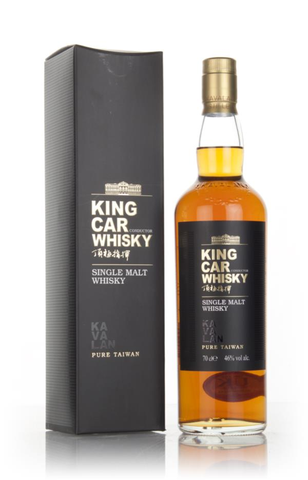 King Car Whisky - Conductor Single Malt Whiskie