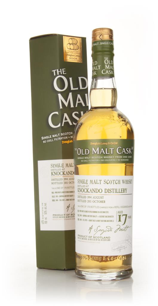 Knockando 17 Year Old 1994 - Old Malt Cask (Douglas Laing) Single Malt Whisky