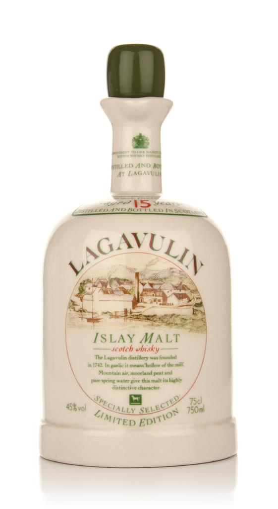 Lagavulin 15 Year Old - 1980s Bottling (White Horse Distillers) Single Malt Whisky
